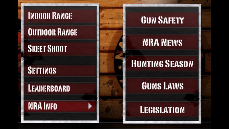 NRA: Target Practice Gallery