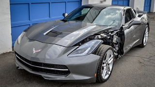 Buy This Brand New Corvette Z51 For Half Price, With A <i>Slight</i> Catch