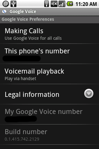 Google Voice for Android: Better, But Not Perfect