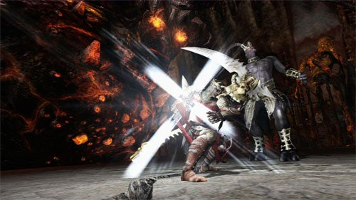 Which Console Gets The Dante's Inferno Demo First?