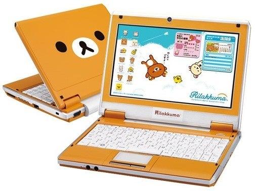 Bandai RilakKuma Finally Achieves Maximum Netbook Adorability