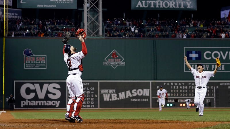 After Waiting 95 Years, The Red Sox Win A World Series In Boston