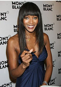 Naomi Campbell Is Still Mad That Ethnic Models Aren't Working