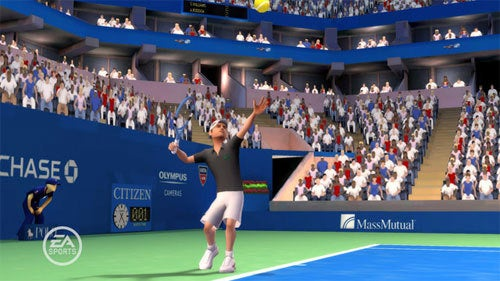 Peter Moore: EA Sports Tennis To Use Natal, Sony Motion Control