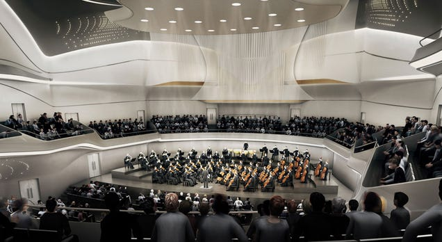 5 Concert Halls Designed For the Most Famous Composer of All Time