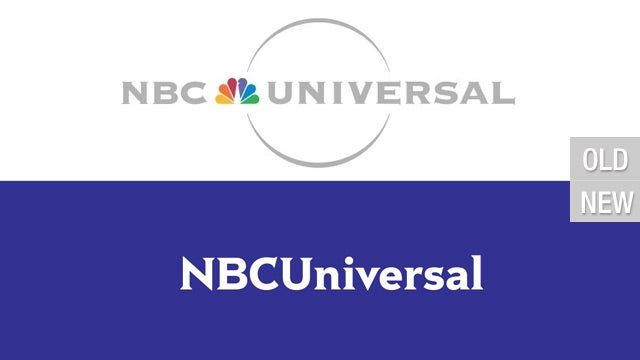 You Can Do a Better Job Designing NBC Universal's New Logo