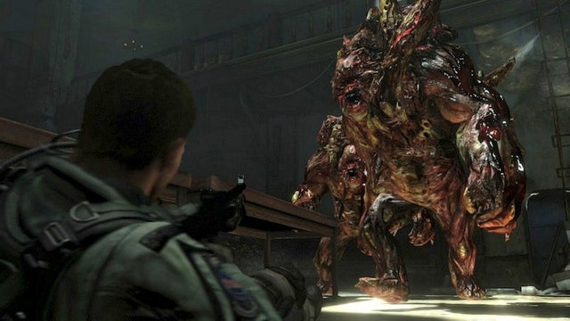 If You Buy Resident Evil 6 On PSN, Don't Download The Patch