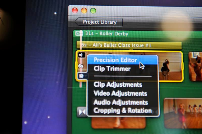iMovie '09: Video Tour