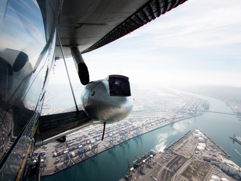 The Goodyear Blimp's an Even Better Joyride Than You Thought