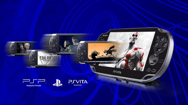 These Are the First PSP Games That Will Work On The Vita