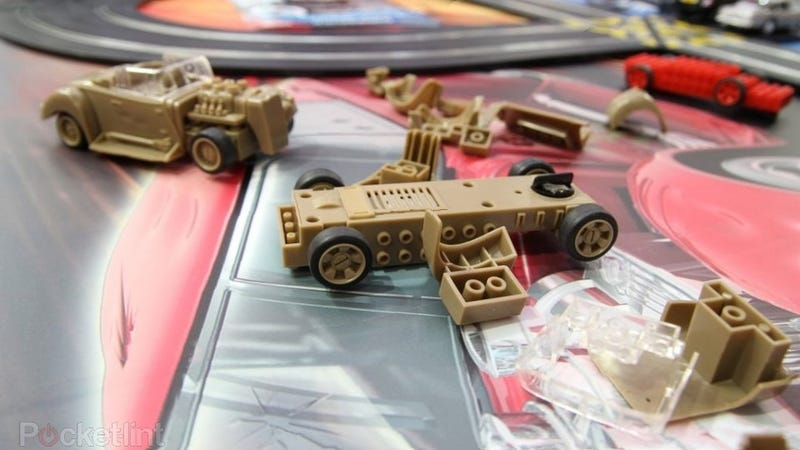 Building Your Own Slot Cars Is the Missing Link of Childhood Perfection
