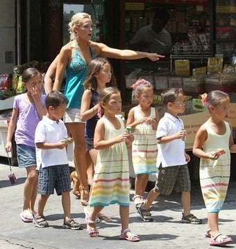 Kate Gosselin Free to Continue Exploiting Her Brood