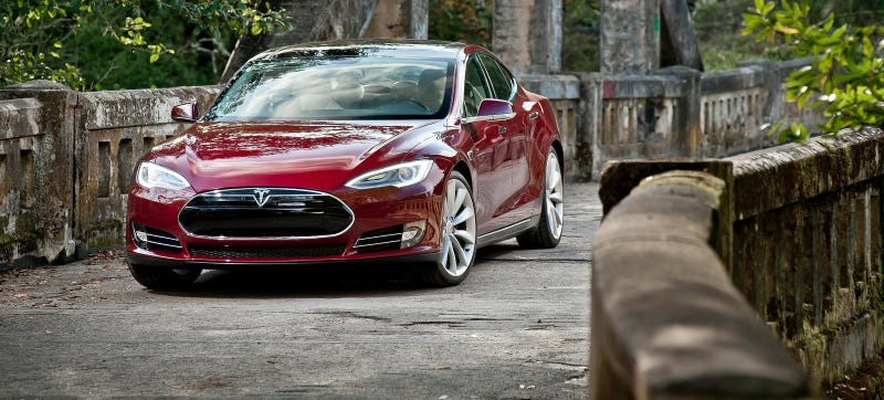 Why The Pricey Tesla Model S Is Actually A Great Value