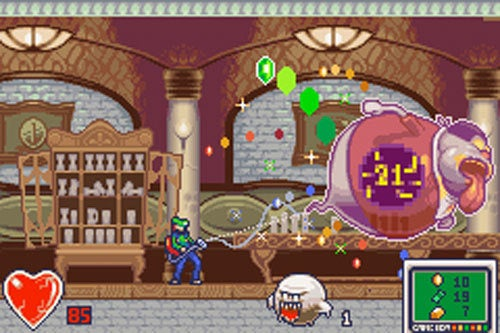 In Our Dreams: Castlevania And Luigi's Mansion Knock Boots
