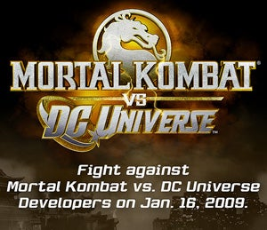 Get Beaten By Mortal Kombat Creators On PS3 Tonight