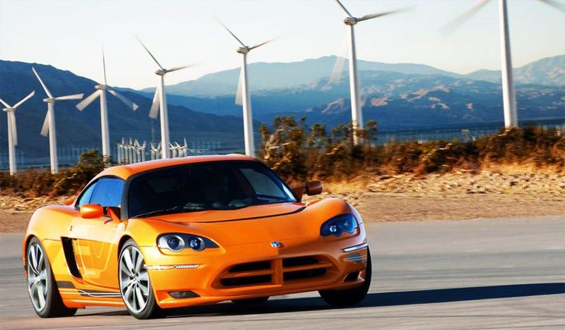 Dodge Pulls Plug On Circuit EV Electric Sports Car?