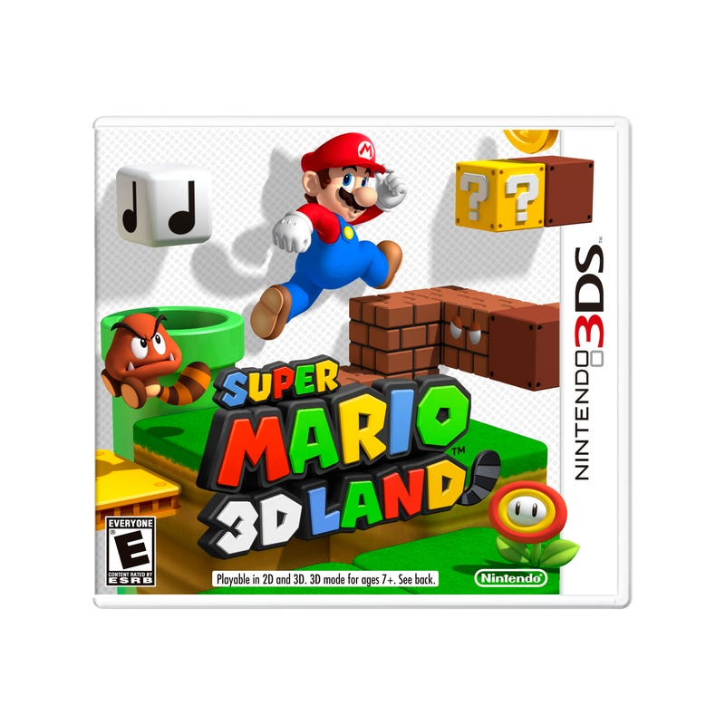 New Super Mario 3D Land Trailer, Now With More Raccoon Suits and Street Pass