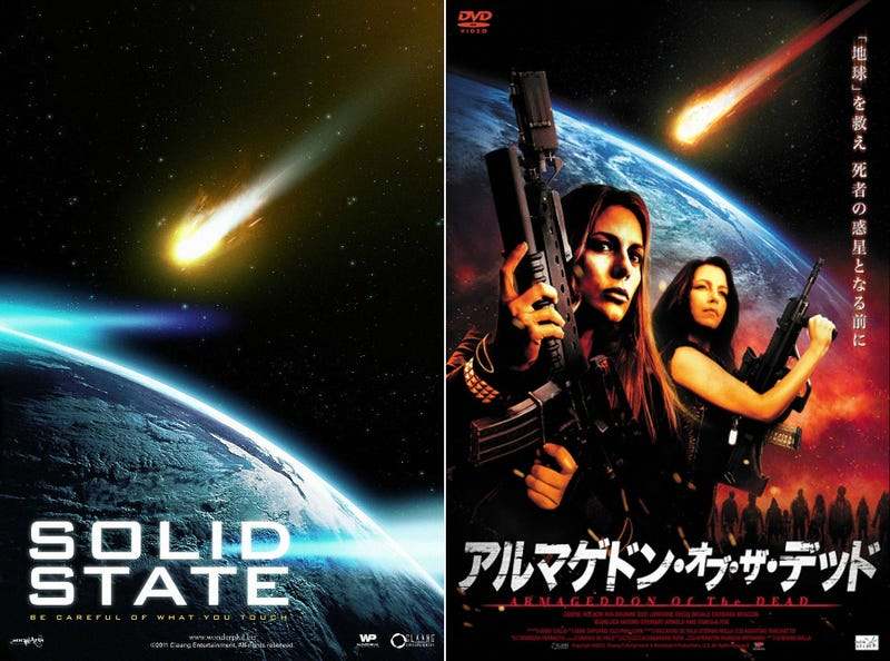"Japan Has an Insane Number of ""Armageddon"" Flicks"