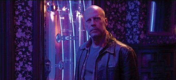 Your iPhone Is Rupturing Bruce Willis' Spleen