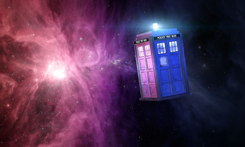Son of Doctor Who's first writer sues BBC for ownership of the TARDIS