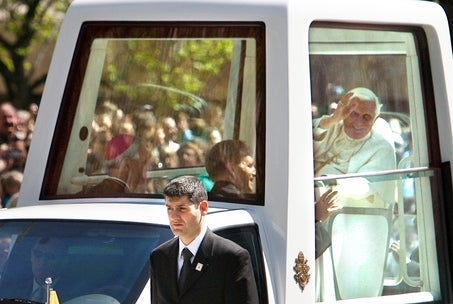 What Would You Be Driven In If You Were Pope?
