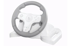 Logitech Speed Force Wireless Is First Racing Wheel For Wii