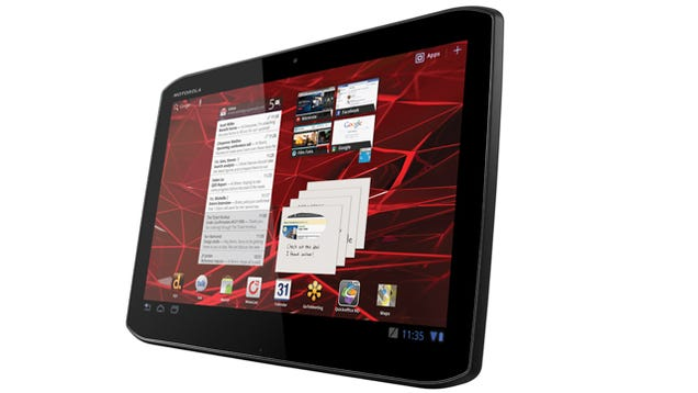 Motorola Wheels Out Two More Xoom Tablets in the UK: The Xoom 2, and Xoom Media Edition