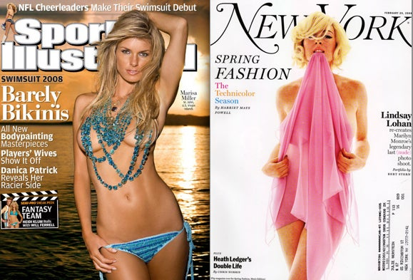 Sports Illustrated V. New York: Which Is Smuttier?