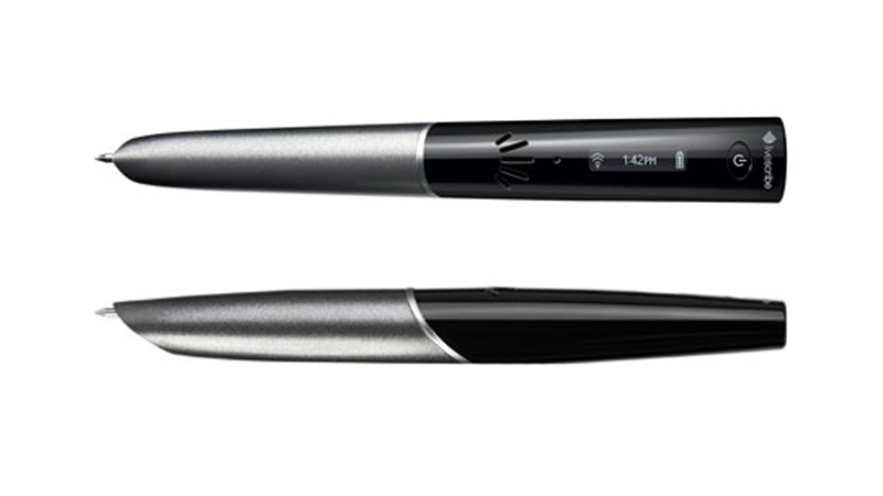 Livescribe Sky Wi-Fi Smartpen Hands On: Digital Note-Taking Gets a Little More Magical
