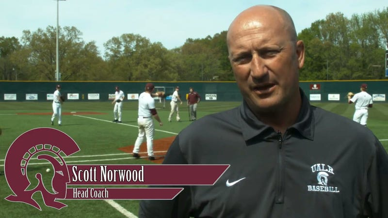 College Baseball Coach Has Violent, Profane Locker-Room Meltdown