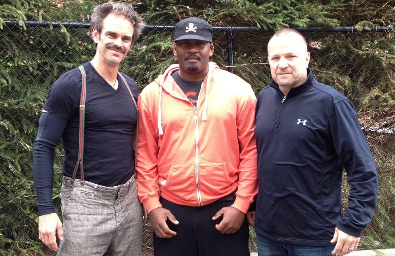 These Are the Guys Who Brought GTA V's Thug Trio to Life