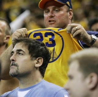 Mark Cuban Has A Thing For Girdle Pads