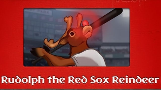 The Boston Red Sox Who Stole Christmas