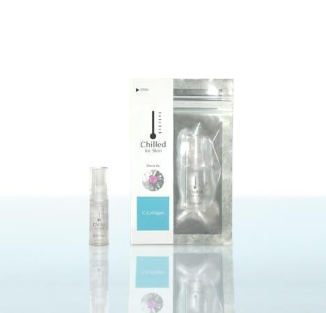 Chilled For Skin: Freshness Packaging