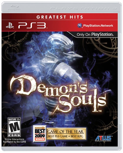 The Price Of Demon's Souls Drops