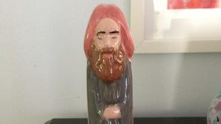 Hey, Here's A Dildo That Is Also A Ceramic Jesus Figurine