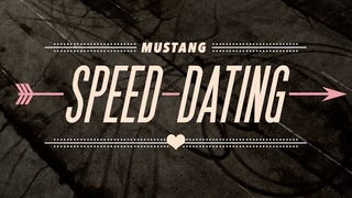 Speed Dating Of the Best Kind