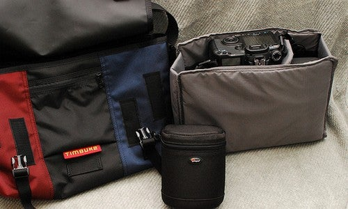 Tenba Insert Turns Your Messenger Bag into a Stealth Camera Bag
