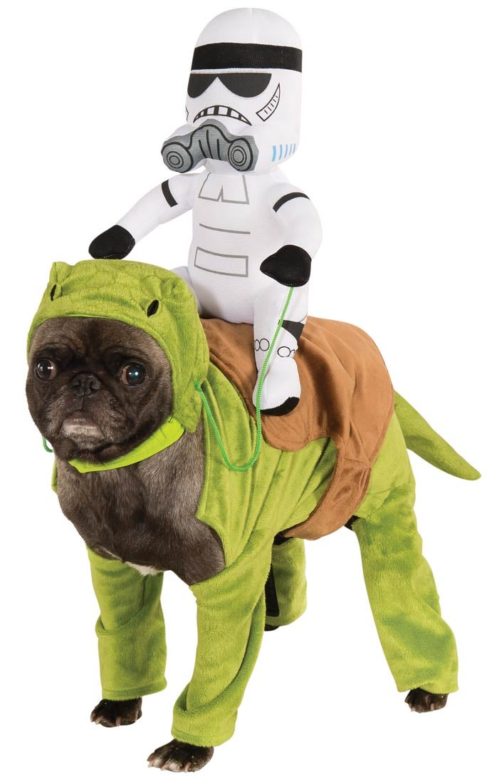 True Love Is Dressing Your Dog Like A Star Wars Animal