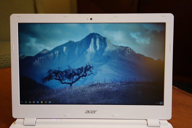 Acer Chromebook 13 Hands On: Gaming Guts in a Chromebook Body