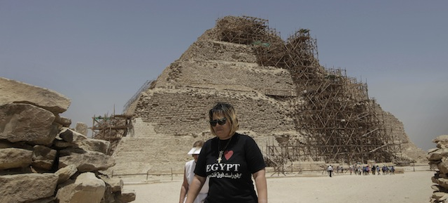 Egypt's Oldest Pyramid Is Being Destroyed By the Company Hired to Fix It  Sv96f6fh5nmc0dnmkeky