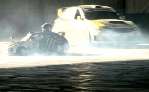 Gymkhana 2.1: Block Vs Dyrdek, As Seen On MTV