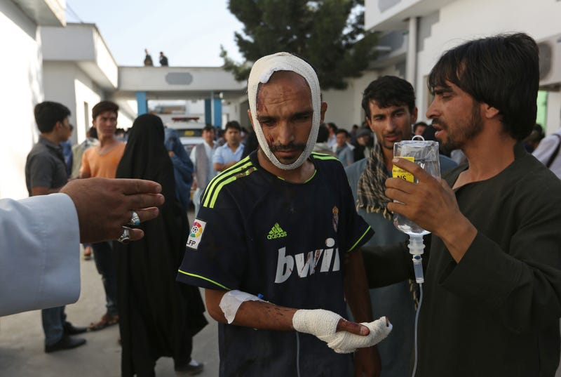 ISIS Claims Responsibility For Bombing in Kabul That Killed 80 People