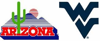 NCAA Pants Party: West Virginia Vs. Arizona