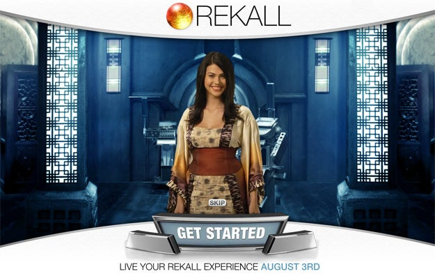 New Viral Total Recall Posters