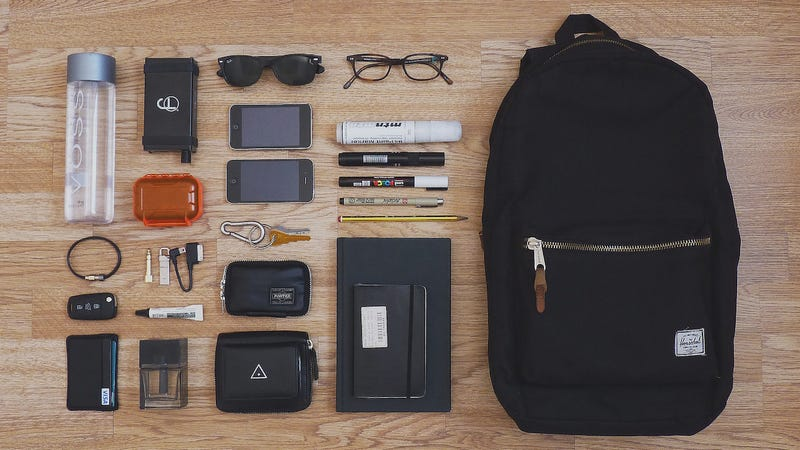 The Artist's Daily Essentials Bag