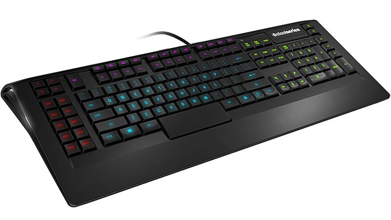 SteelSeries' New Keyboards Will Study Your Gaming Technique and Suggest Improved Layouts