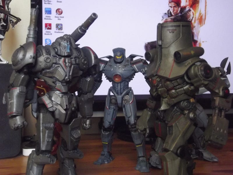 Welcome to the Shatterdome, Cherno and Coyote!