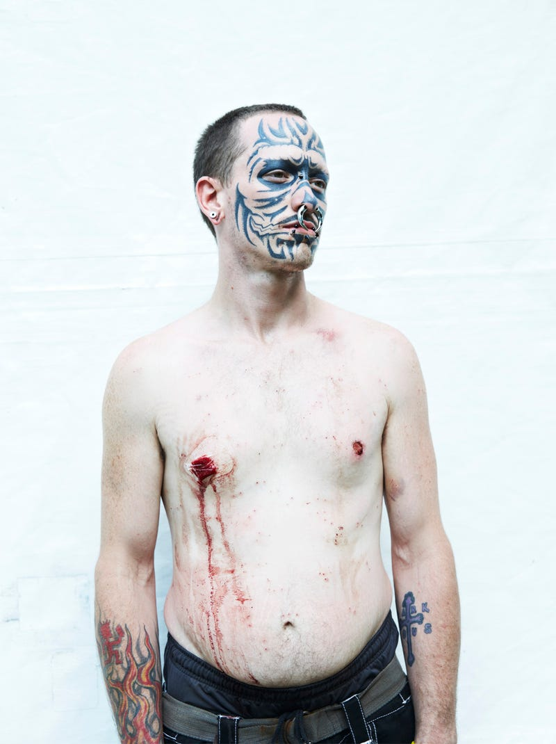 Juggalo Chronicles: The Guy Who Cut Off His Nipples For $158