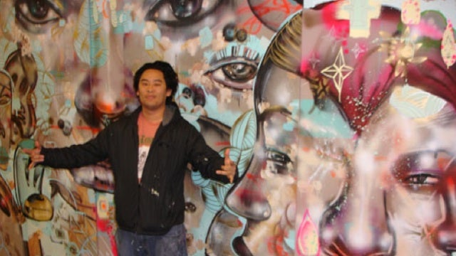 David Choe Just Made $200 Million For Painting Facebook Office with Erotic Art in 2005
